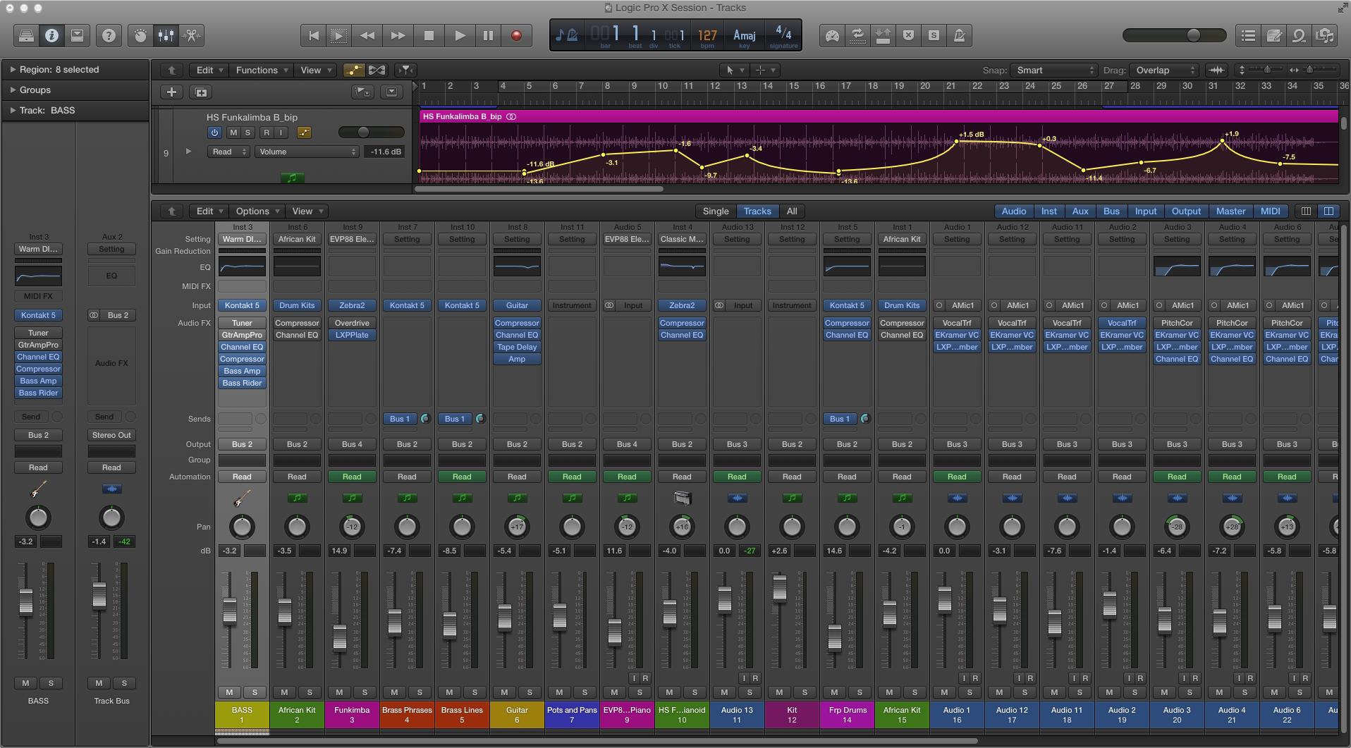 Logic Pro 9 Beginner Tutorial - YouTube