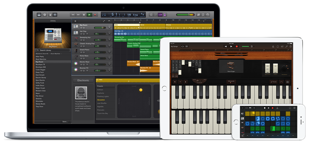 Garageband Now Free For iOS Users - Scratch DJ Academy